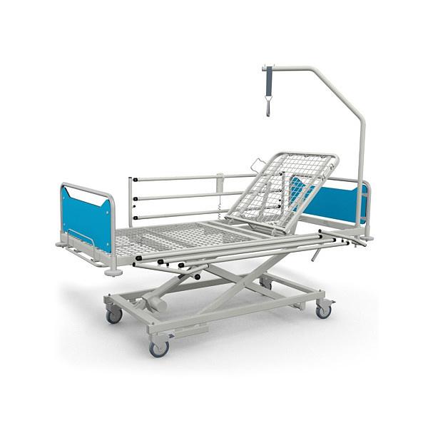 LoRe 013 łóżko szpitalne uniwersalne rehabilitacyjne