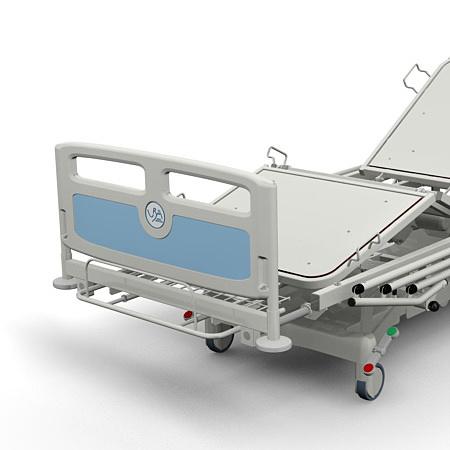 Wersa detal szczyt łóżka szpitalnego z tworzywa ABS