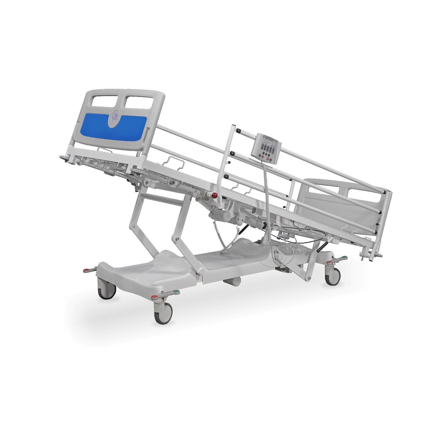 Wersa łóżko Szpitalne Elektryczne Z Elektrycznym Sterowaniem