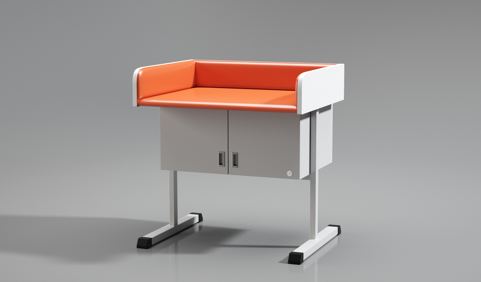 Infants examination table
